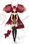 T: Red Princess by Aearia