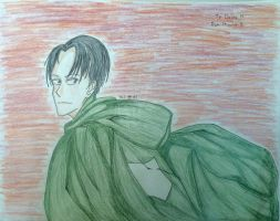 Gift: Levi by YouJustGotAnimated