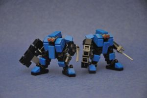 7th HOU:ND Alpha - Hoplite Grunts by MittenNinja