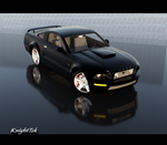 Mustang Muscle by KnightTek