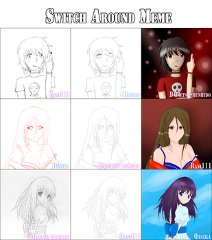 Switch-Around Meme by rani111