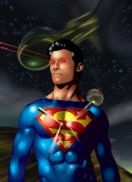 Man of Steel by bolloboy