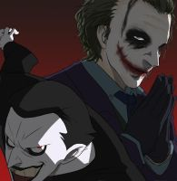 W Joker by goccho