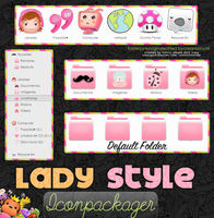Lady STYLE IP theme by a-Sonrix