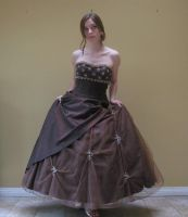 Grad Dress 2 by magickstock