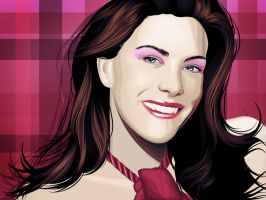 Liv Tyler by DinyGirl