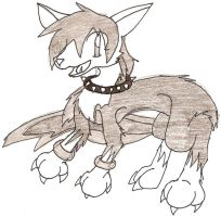 Wolf: ShadowJirachi by Acer0