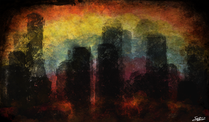 Grunge City by Blood-Contagion