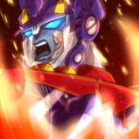 Animated Optimus by mucun