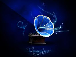 The Magic Of Music by jiuce