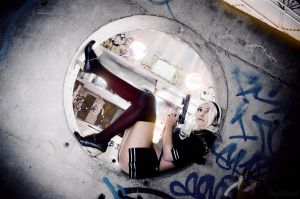 Go ask Alice by cibo-black-cat