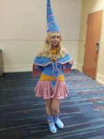 Dark Magician Girl by Yugilover1