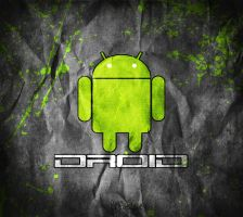 Droid - Android Wallpaper by cderekw