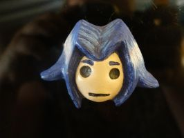 Kafei Mask Magnet by meanlilkitty