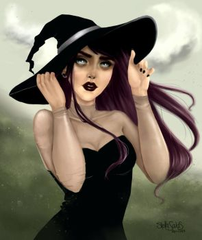 Witch please by yo-sociopath