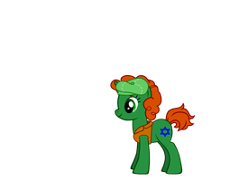 Kyle as a pony by southpony98
