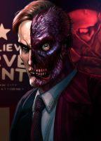 Two Face by MatthewSwift