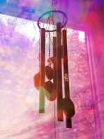 Windchimes by GraceDoragon