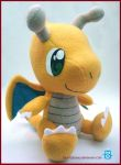 Dragonite by BlueRobotto
