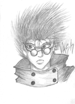 Vash The Stampede by Solo-TH