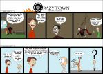 Crazy Town Comic Strips 2 by Kurvos