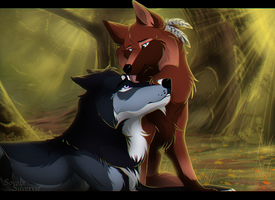 WoLF:. A Good Sign by Soyala-Silveryst