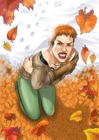 Wolfsbane by Autumn-Sacura