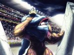 Machamp uses Neckbreaker by Namh