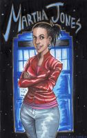 Martha Jones by dana-redde