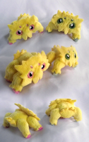 Mini Joltik Twins by xSystem
