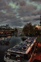 Camden Lock - London by JSWoodhams