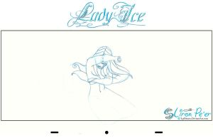 Lady Ice Rough 34 by LPDisney