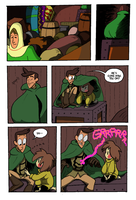 Precious Metal Issue 3, Page 5 by animatrix1490