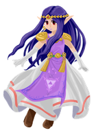 Princess Hilda by Artizluv