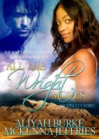 Cover Art: All the Wright Move by Raven3071