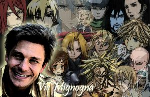 100th DEVIATION - Vic Mignogna by VictoriaChen