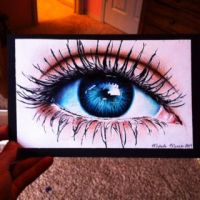 Eye by Mykaela12