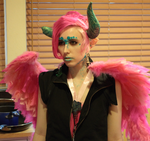 UTAU CZloid Cosplay for ECCC 2015 by Chezzie-Chan