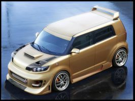 Scion Xb by Wrofee