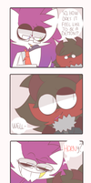 How does it feel like to be a demon? by Sleepykinq
