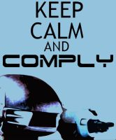 Keep Calm by iNf3cKTioN
