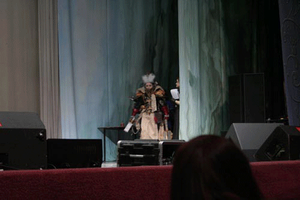 Warhammer 40 000: Cosplay on Stage GIF by alberti
