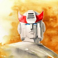 Prowl: Watercolor Study by The-Starhorse