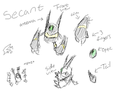 SEC-42...Secant by Cascade-Kirby
