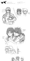 Magi lunch doodles part II by meteoric-iron
