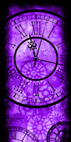Only Time Will Tell [Custom Box BG] (Purple) by darkdissolution