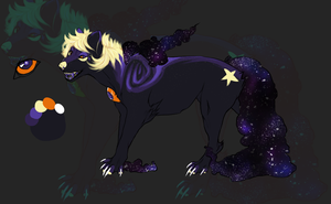 Space Doge AUCTION! by Rinermai