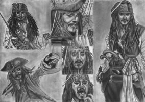 Jack Sparrow Compilation by diablocyrus