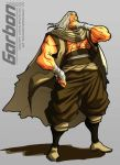 GARBON design character. by Brolo