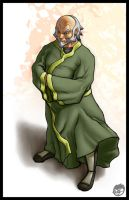 COMMISSION Uncle Iroh by Capnchef